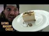 The LA Beast Eating Live Maggots & Cheese