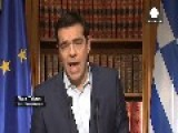 "Tsipras Repeats Call For Greeks To Vote ""no"" In Referendum"