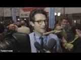 Triumph The Insult Comic Dog At The Democratic Debate