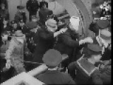 The Lofoten Raid 1941 - Pathé News