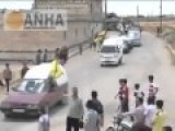Town Celebrating After Liberation By YPG