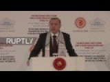 Turkey: Turkish Forces Are In Syria To End Assad's Rule, Says Erdogan