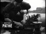 Torpedo Testing 1949