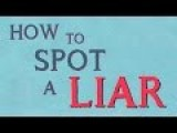The Language Of Lying
