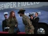 Teachers And Educators Meet US Marine Corps Drill Instructors - 3 Days In Boot Camp