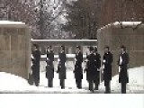 The Old Guard In Arlington During Winter Storm Pax, Cold? What Cold!?!