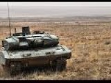 Turkish Army Deployed Leopard 2A4 NG Tanks To The Syrian Border