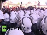 Turkey: Police Clash With Unions Over Labour Day Rally