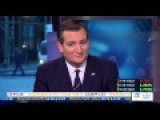 Ted Cruz' CNBC Economy Interview