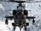The Monster: Name Given To The Apache By The Taliban