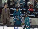 The San Jose Sharks Make A Dying Kid's Wish Come True