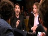Tim Minchin, Jimmy Carr, Et. Al. - The Green Room - Part 1