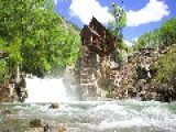 Time Lapse: Crystal Mill, Colorado