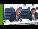 Thierry Mariani Annoyed By Questions Of M * E Of Ukrainian Journalists