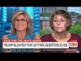 Trump Supporter Goes Bonkers On CNN Defending His Response To Muslim Hater