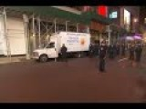 Times Square Evacuated After Truck Is Left Unattended
