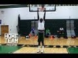The Tallest High School Basketball Player In The World