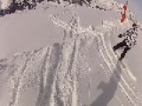 Trio Fails At Snowboarding