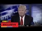 Trump And Fox News - A Tortured Romance