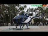 Tijuana Gets It's First Police Helicopter
