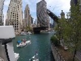 Timelapse Of Trip Down The Chicago River