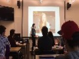 Transgender Person Comes Out During Inspirational University Talk