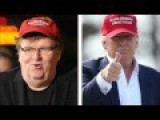 Trump's Election Will Be The Biggest F—ck You In Human History - Michael Moore