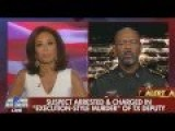 Too Pissed Off To Speak Says Sheriff Obama Started War On Cops