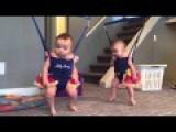 Twins Irish Dancing