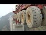 The SLJ900 32 - A Chinese Bridge Erector