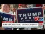 Trump Supporter To CNN: Sexual Assault Victims Need To 'Grow A Set,' 'Get Over It'