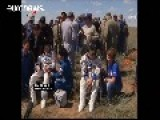 Tim Peake: Back To Earth After An 'out Of This World' Experience