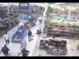 Teenagers Rampage Down Aisles Of Macon Wal-Mart