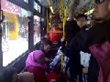 Toronto Bus Driver Refuse To Let Sick Lady Off The Bus