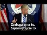 Trump Praises Poles As Great People