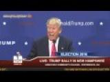 Trump Drops The F Bomb - Jeb Tells His Mommy