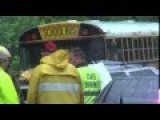 Tragedy Sequoyah School Bus - Crash