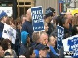 Thousands Support Police In - Sea Of Blue - Rallies Across The Country
