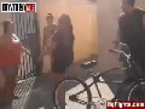 Two **FAT GHETTO WOMEN** Fight While Their Fat Friends Watch