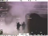 Taliban Firing RPGs At US Base Caught On Security Cam