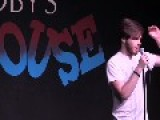 Teen Comedian Performs Hilarious Stand-Up After High School Graduation