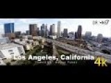 Tour Through Los Angeles Via DJI Drone