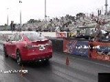 The Quietest Drag Race Ever