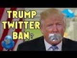 Trump May Be Banned From Twitter | Mark Dice