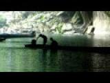 Tham Kong Lor Kong Lor Cave : A Natural Wonder Of Laos