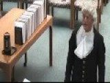 Thomas Jefferson Costume Can't Save Lawyer From Disbarment For 'inexplicable Incompetence'