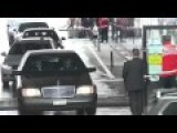 The Motorcade Of Minister Lavrov
