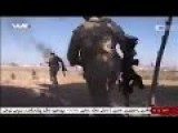 The Moment ISIS Ran Away From The Peshmergas Without A Fight