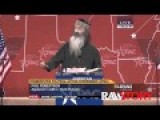 Taliban, Oops, 'Duck Dynasty' Star Phil Robertson Lectures CPAC On Hippies, Herpes And The Bible
