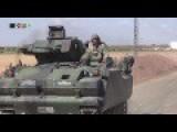 Turkish Land Forces Enter Al-Rai